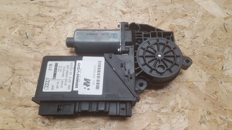 AUDI A4 B7 FRONT LEFT SIDE WINDOW MOTOR 8E2959801B