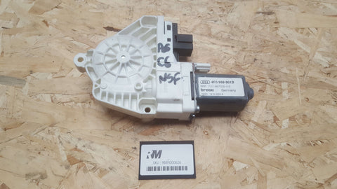 AUDI A6 C6 FRONT LEFT SIDE DOOR WINDOW MOTOR 4F0959801B
