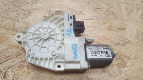 SKODA SUPERB 3T REAR LEFT WINDOW MOTOR 8K0959811