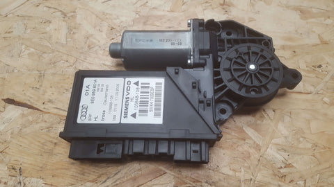 AUDI A4 B7 REAR LEFT SIDE WINDOW MOTOR 8E0959801A