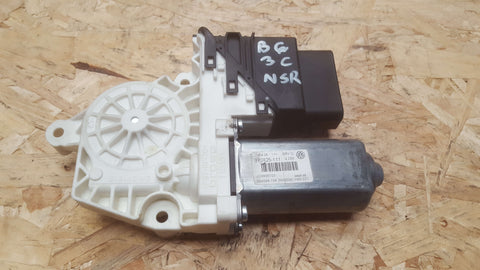 VW PASSAT B6 3C REAR LEFT SIDE WINDOW MOTOR 3C9959703