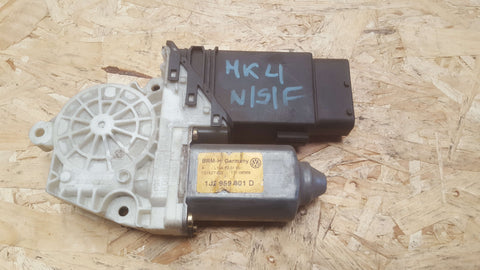 VW GOLF MK4 FRONT LEFT SIDE WINDOW MOTOR 1J2959801D