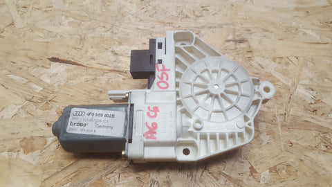AUDI A6 C6 FRONT RIGHT SIDE DOOR WINDOW MOTOR 4F0959802B