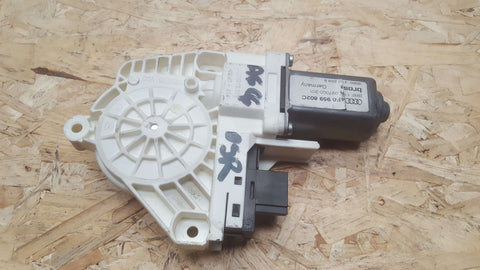 AUDI A6 C6 REAR RIGHT SIDE DOOR WINDOW MOTOR 4F0959802C