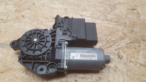 VW GOLF PLUS 5M REAR LEFT WINDOW MOTOR 5M0839401C 1K0959703K