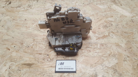 AUDI A4 B7 REAR LEFT SIDE DOOR LOCK MECHANISM 8E0839015AA