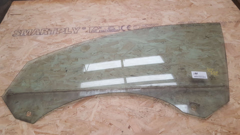 AUDI A6 C6 FRONT LEFT SIDE DOOR WINDOW GLASS 43R-00083