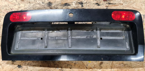 AUDI A6 C5 REAR PLATE HOLDER TRIM WITH FOG LIGHT 4B9945695N