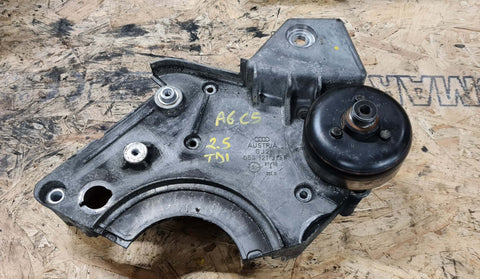 AUDI A6 C5 VISCO CLUTCH WITH BRACKET 059121131F