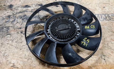 AUDI A6 C5 ENGINE COOLING VISCO FAN 059121301