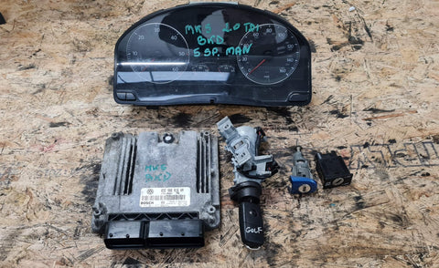 VW GOLF MK5 ENGINE ECU MODULE 03G906016AN