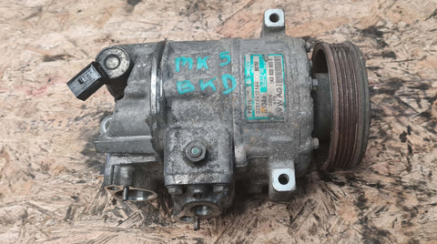VW GOLF MK5 AIR CON COMPRESSOR 1K0820803G