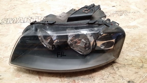 AUDI A3 8P FRONT LEFT SIDE HEADLIGHT 8P0941003L