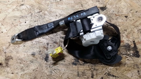 VW PASSAT B6 3C FRONT LEFT SIDE SEAT BELT 3C1857705F