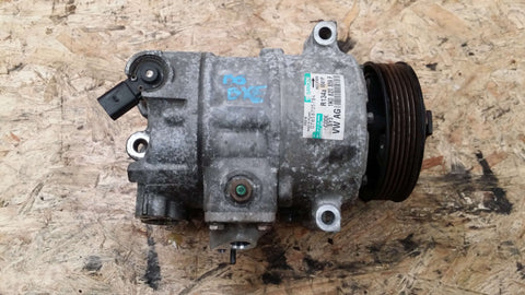 VW PASSAT B6 3C AIR CONDITIONING COMPRESSOR 1K0820859F