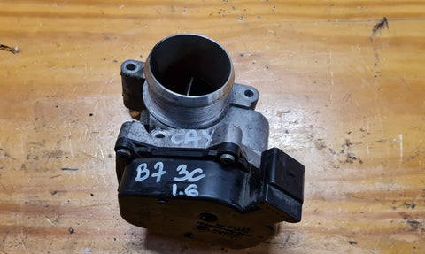 VW PASSAT B7 THROTTLE BODY 03L128036AD