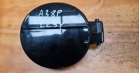 AUDI A3 8P FUEL FLAP COVER BLACK LZ9Y
