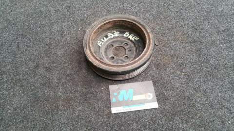 AUDI A4 B7 CRANKSHAFT PULLEY 03G105243
