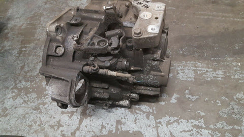 VW GOLF MK5 6 SPEED MANUAL GEARBOX GRF