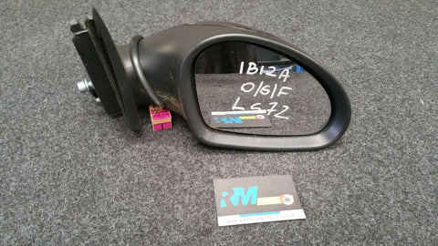 SEAT IBIZA 6L MK4 FRONT RIGHT SIDE ELECTRIC WING MIRROR LS7Z