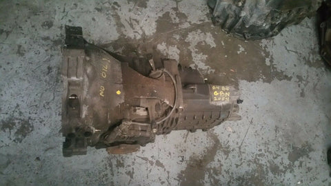 AUDI A4 B6 5 SP. MANUAL GEARBOX GBN