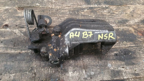 AUDI A4 B7 REAR LEFT SIDE BRAKE CALIPER