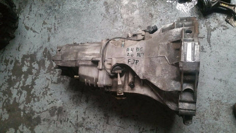 AUDI A4 B6 5 SP. MANUAL GEARBOX FJP
