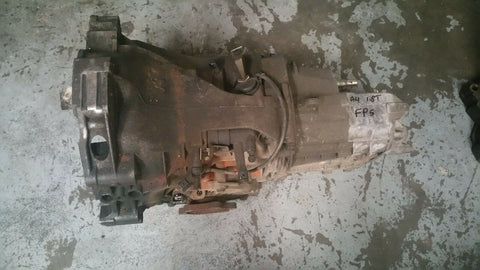 AUDI A4 B6 5 SP. MANUAL GEARBOX FPS