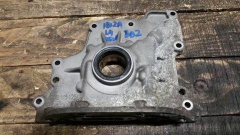SEAT IBIZA MK4 OIL PUMP CRANKSHAFT COVER  036115105D