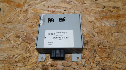 AUDI A4 B6 HARMAN AMPLIFIER 8E0035223