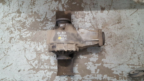 AUDI A4 B7 REAR DIFF DIFFERENTIAL HCC