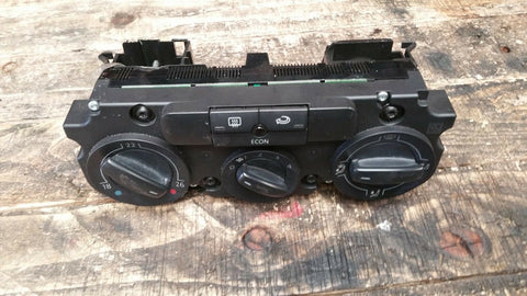 VW GOLF MK5 HEATER CONTROL PANEL 1K2820045