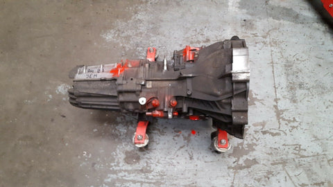 AUDI A4 B7 6 SPEED MANUAL GEARBOX JEM