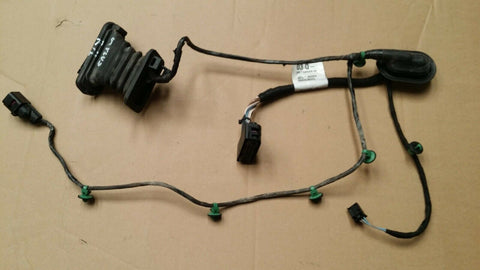 VW GOLF PLUS REAR LEFT SIDE DOOR WIRING LOOM 5M0971693Q