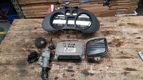 SEAT IBIZA MK4 ENGINE CONTROL UNIT ECU 03E906033P