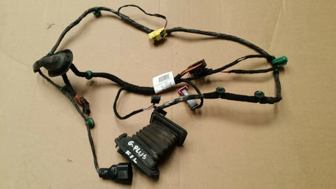 VW GOLF PLUS FRONT LEFT SIDE DOOR WIRING LOOM 5M2971121K