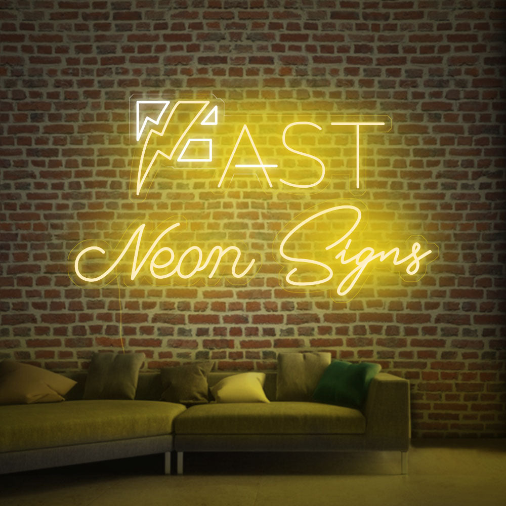 Custom Wall Neon Signs Home Neon Sign Decor Bedroom Neon Lights Free Shipping Fastneonsigns
