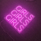 Girls Girls Girls Neon Signs