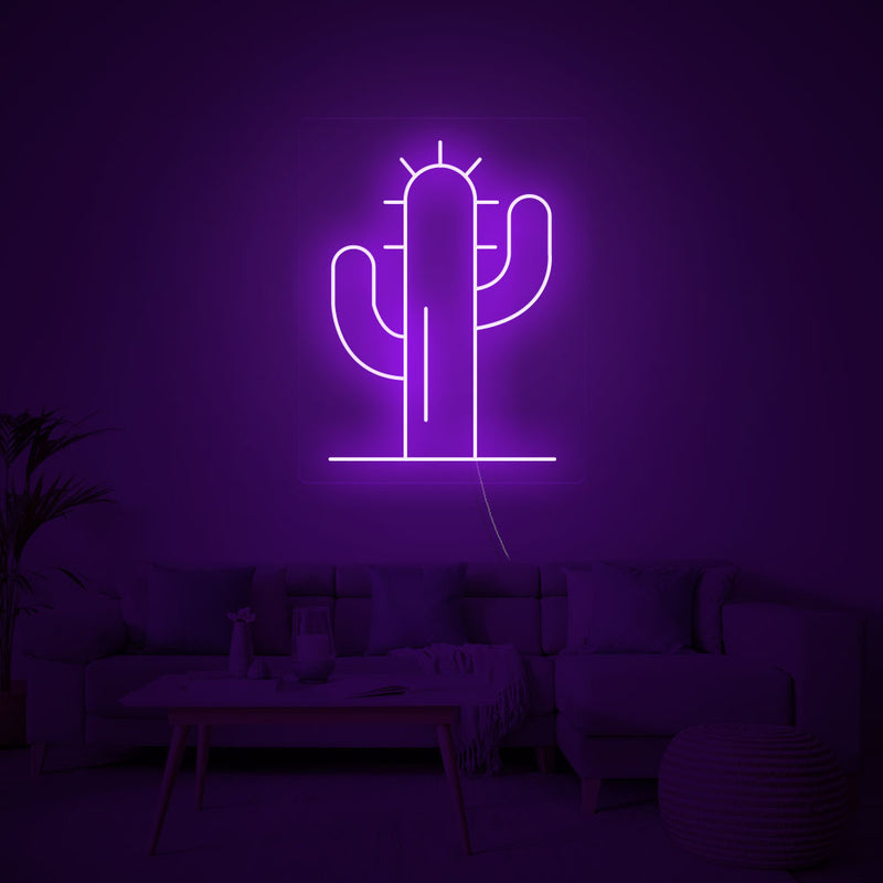 Cactus Neon Signs