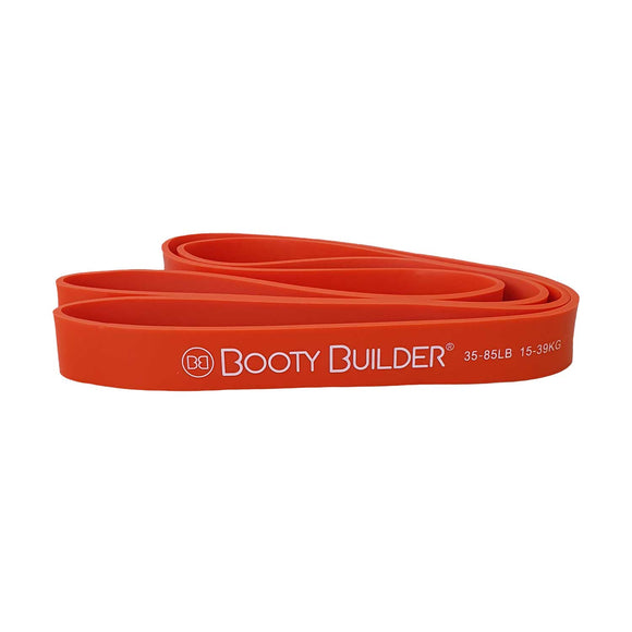 Booty Builder Power Band – Orange - Booty Builder Shop