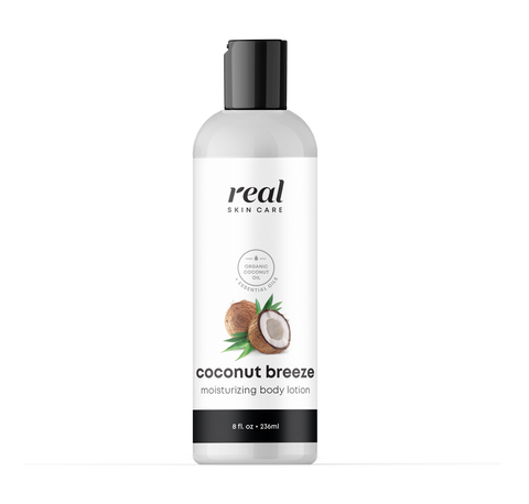 Coconut Breeze Body Lotion