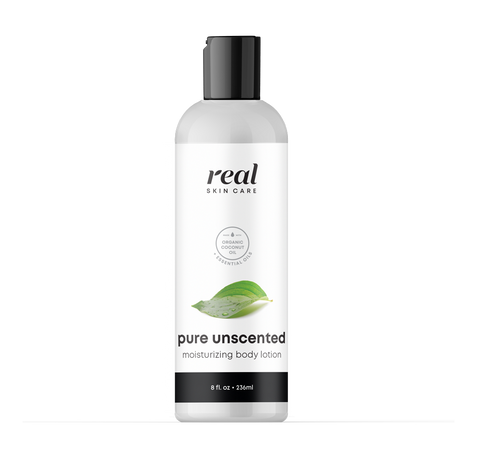 Pure Unscented Body Lotion