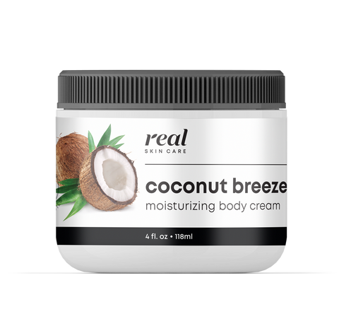 Coconut Breeeze Body Cream