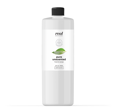 Pure Unscented Liquid Soap Refill