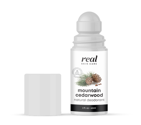 Mountain Cedarwood Deodorant