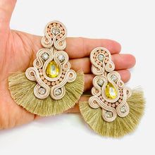 Load image into Gallery viewer, handmade earrings