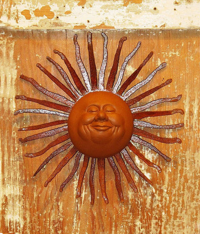 "Little ""Bliss Face"" Sun"