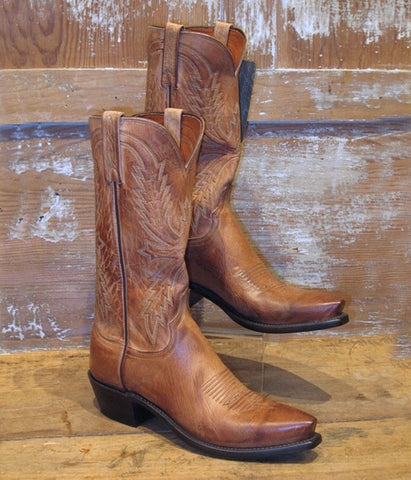 Men's Tan Mad Dog By Lucchese