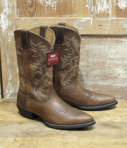 Men's Brown Heritage Boot By Ariat
