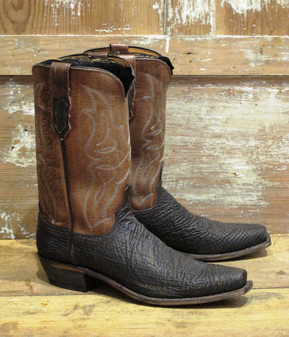 Men's Sanded Shark Boot By Lucchese